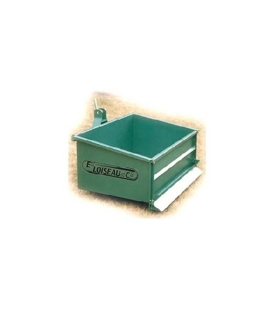 Benne portée LOISEAU 10 SAR Micro