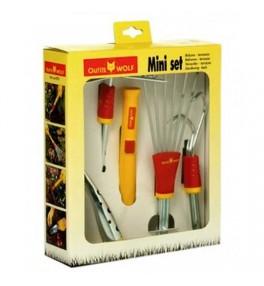 Mini set outils WOLF Multi-star BT51