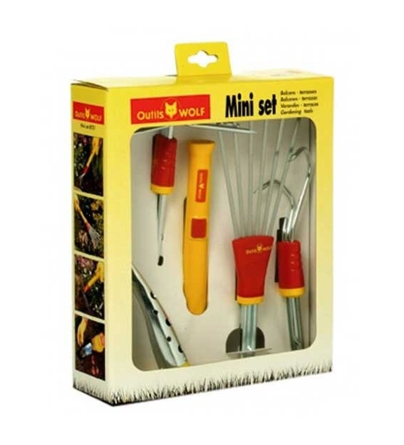 Mini set outils WOLF Multi-star BT51