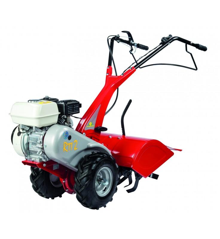 Motofraise RTT2 : Choisissez la version - moteur Loncin,Motofraise RTT2 : Choisissez la version - moteur Honda
