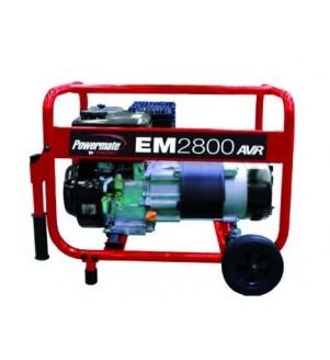 Groupe électro. EM 2800 AVR