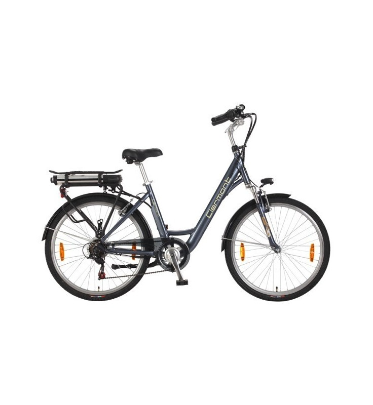 """vélo électrique CLERMONT 26"""" Dame"""