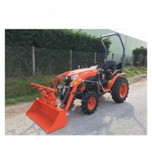 Chargeur frontale CX19