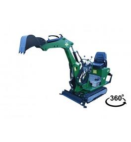 MINI PELLE MPT-72-800-S