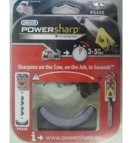 Powersharp chaine + pierre 45E